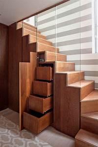 Treppen Im Trend : treppen im trend durch treppenschubladen viel stauraum erschaffen desmondo wohnen treppe ~ Frokenaadalensverden.com Haus und Dekorationen