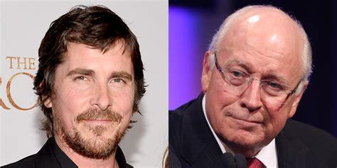 Christian Bale Unrecognizable Dick Cheney Vice