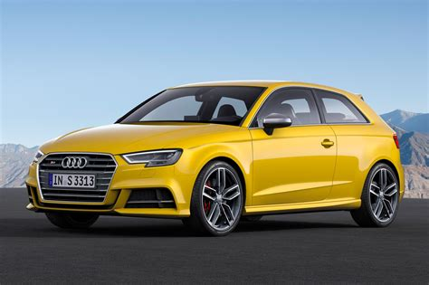 Facelifted Audi A3 revealed: new tech, kit and engines by