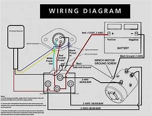 Ramsey Winch Wiring Diagram