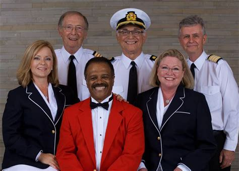 Love Boat Reunion by Love Boat Cast Sails Again Dishes On Kissing And More
