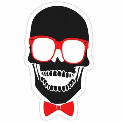 Skull Cool Stickers Sticker Redbubble