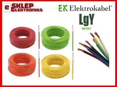 h07v k 1 5mm2 przew 243 d linka kabel lgy h07v k 1 x 2 5mm2 kolor 6029842064 oficjalne archiwum allegro