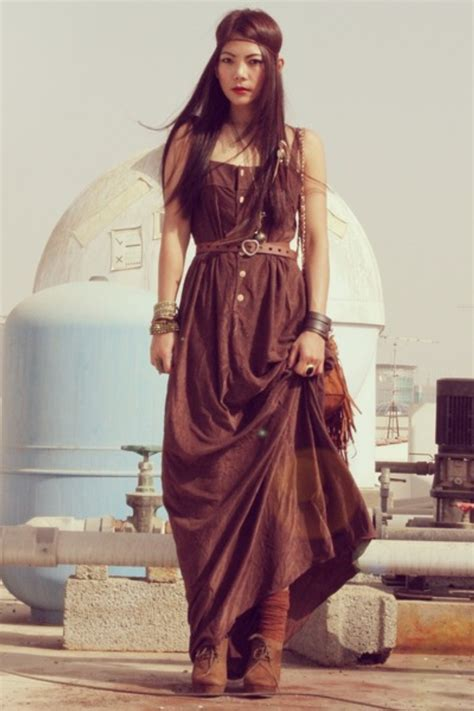 Express yourself through Bohemian Chic Style Fashion - Ohh My My