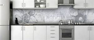 Küche Fliesenspiegel Plexiglas : 35 k chenr ckw nde aus glas opulenter spritzschutz f r die k che ~ Markanthonyermac.com Haus und Dekorationen