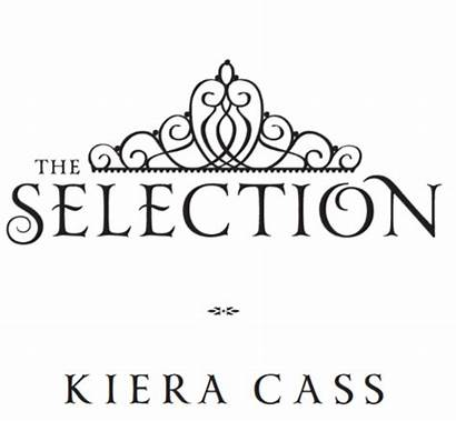 Selection Title Series Kiera Cass Inside Crown