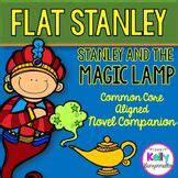 Flat Stanley And The Magic Lamp by Stanley Amp The Magic Lamp Guided Reading Plans Common Core
