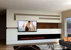 Modern media wall design trending choice dagr