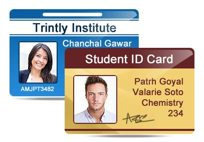 student id cards maker software design id cards