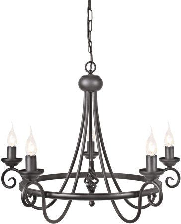 black chandeliers uk harlech black 5 light wrought iron chandelier uk made hr5 blk