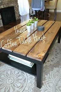 Lack Tisch Hack : 25 best ideas about ikea coffee table on pinterest ikea lack hack entertainment table and ~ Yasmunasinghe.com Haus und Dekorationen