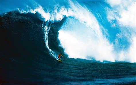 Sobrevivir a una caida en olas gigantes