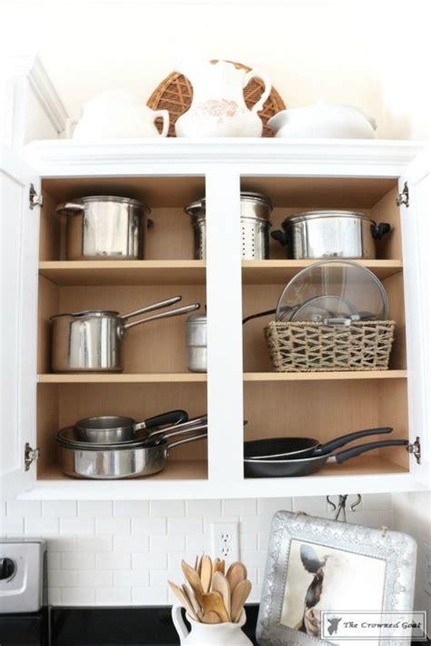 best way to organize your kitchen the best way to organize your kitchen the crowned goat 9242