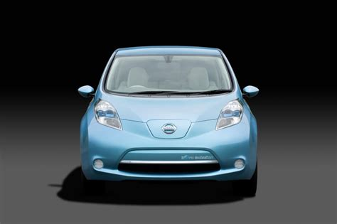 Hertz Will Rent Nissan Leaf In The Us And Europe