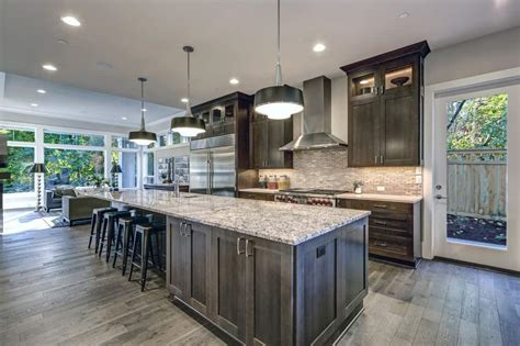 long kitchen island ideas  examples