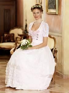 trachten brautkleid krüger dirndl heiraten in trachten