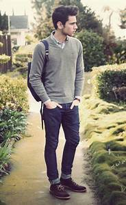 Men. Fashion. Casual.   Guy Clothes   Pinterest   Casual fashion style Menu0026#39;s style and Style