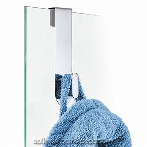 Paroi De Douche Amovible : crochet pour paroi de douche en inox poli areo blomus salle de bains ~ Melissatoandfro.com Idées de Décoration