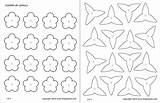 Flower Lei Printable Templates Coloring Pages Firstpalette sketch template