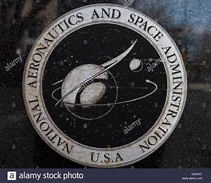 NASA headquarters sign - Washington, DC USA Stock Photo ...