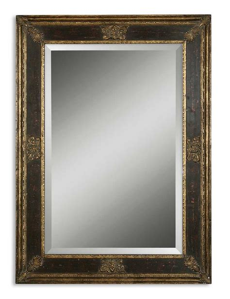 Uttermost Oralist Mirror by Uttermost Cadence Small Antique Gold Mirror Uttermost