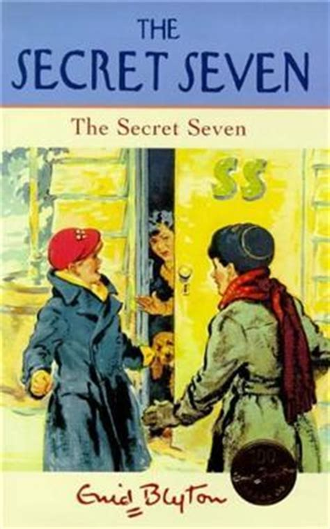 The Secret Seven By Enid Blyton  It's Time To Read