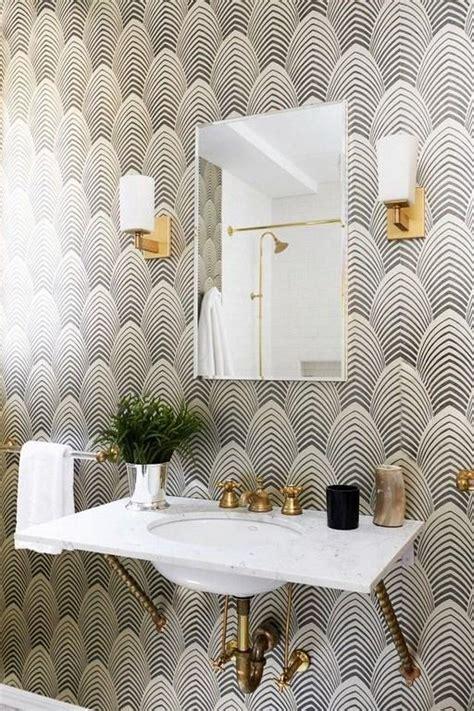art deco bathrooms   gorgeous design ideas rilane