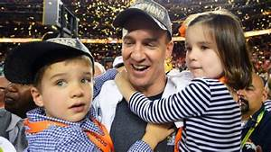 A Super Bowl win in his final game? It's a Manning mother ...