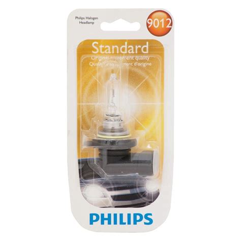 philips light bulbs automotive philips hir2 9012 headlight bulb 1 pack 9012llb1 the