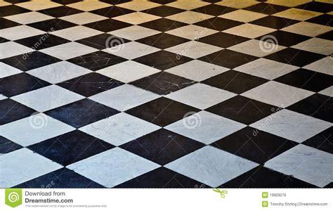 black  white marble floor royalty  stock image