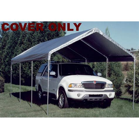 Carport Canopy 10 X 20 Replacement Cover King Drawstring