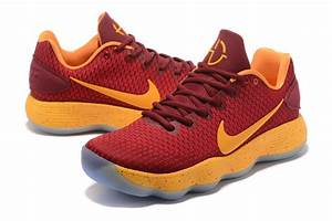 Nike Hyperdunk 2017 Low Wine Red Yellow For Sale – Hoop Jordan