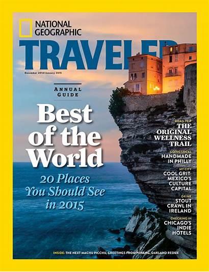 Geographic National Magazine Travel Traveler Islands Featured