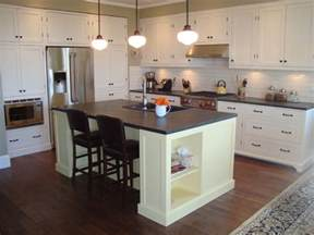 how to add a kitchen island diy kitchen islands ideas using common household furniture