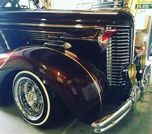 1938 Buick Especial Lowrider Rat Rod Patina 1936 1937 1939