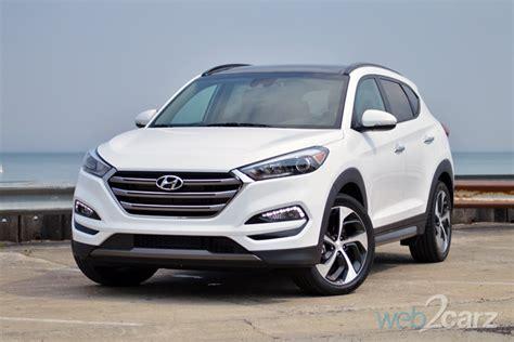 2016 Hyundai Tucson Limited Awd Review