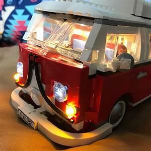Lego Led Beleuchtung : led light licht beleuchtung kit only for lego 10220 vw camper van usb interface ebay ~ Orissabook.com Haus und Dekorationen