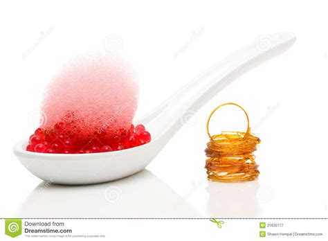 molecular cuisine molecular gastronomy dessert stock image image 21635177