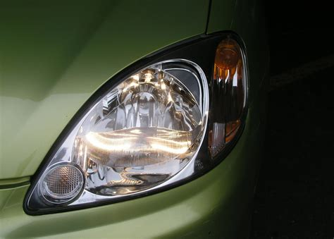Scratched Plastic Headlight Polishing Essex