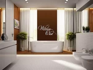 Luftfeuchtigkeit Im Bad : wandtattoos f rs badezimmer ~ Markanthonyermac.com Haus und Dekorationen