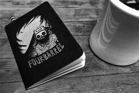 They use a different type of roast beans, meaning the roast that is lighter than that of starbucks or peets. Skeletrucker Road Journal - Four Barrel Coffee