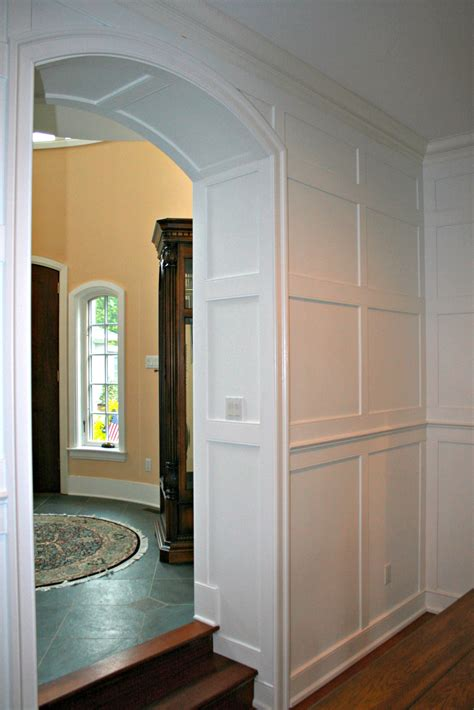 kitchen cabinets installed wainscoting installation by deacon home enhancement 3037