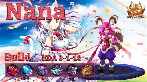 Nana Best Support Build!