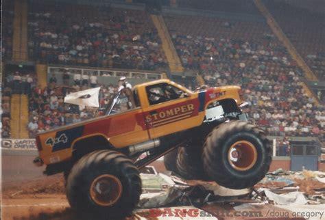 how long is the monster truck show bangshift com monster truck action