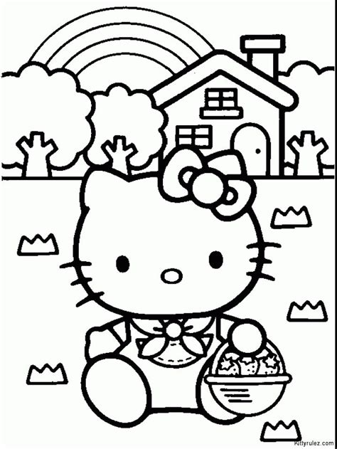 thumbs  kitty coloring draw   painters