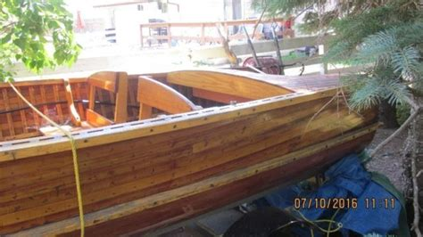 Real X Boat Trailers For Sale by 16 Giesler Cedar Boat Trailer For Sale Other