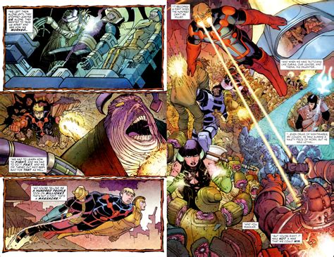 The Eternals (marvel, 616)