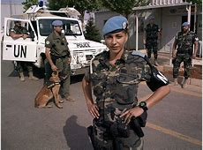 FEATURE UN peacekeeping on the front lines to end