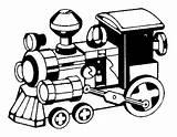 Train Steam Coloring Amazing Trains Locomotive Netart Template sketch template