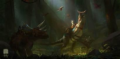 Ark Survival Evolved Fantasy Wallpapers Backgrounds Desktop